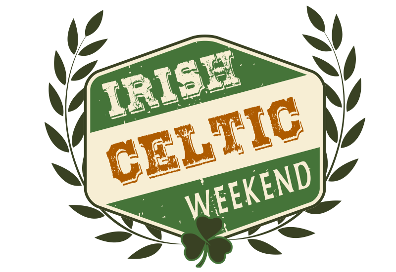 Irish Celtic Weekend Pub Feeling Whiskey Tanz Und Musik